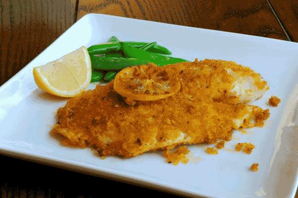 Panko Crusted Cod Mysagegourmet