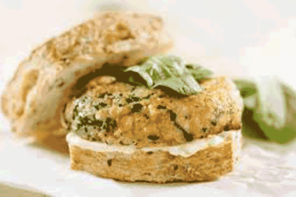 Tuna-Burger